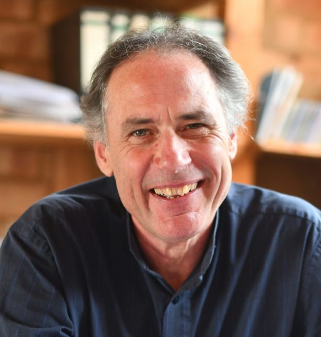 Kinderarzt und Buchautor Herbert Renz-Polster